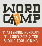 Wordcamp St. Louis 2012
