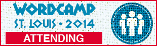 I'm Attending WordCamp St. Louis March 1st 2014